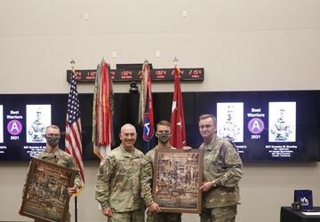 U.S. Army Central Celebrates 2021 Best Warriors