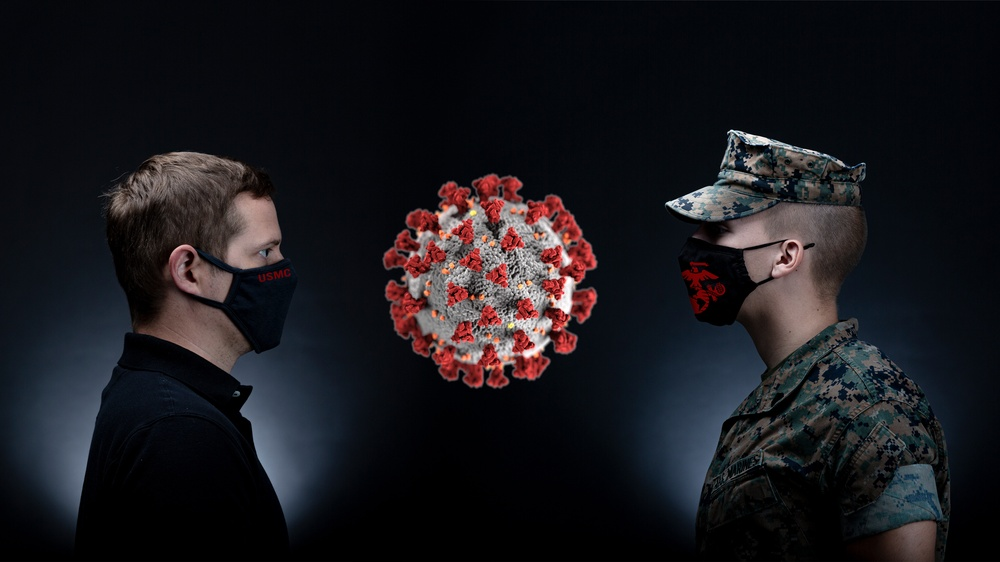 Marine Corps Logistics Base Barstow Reacts to Updated Mask Guidance for all DoD lnstallations and Other Facilities