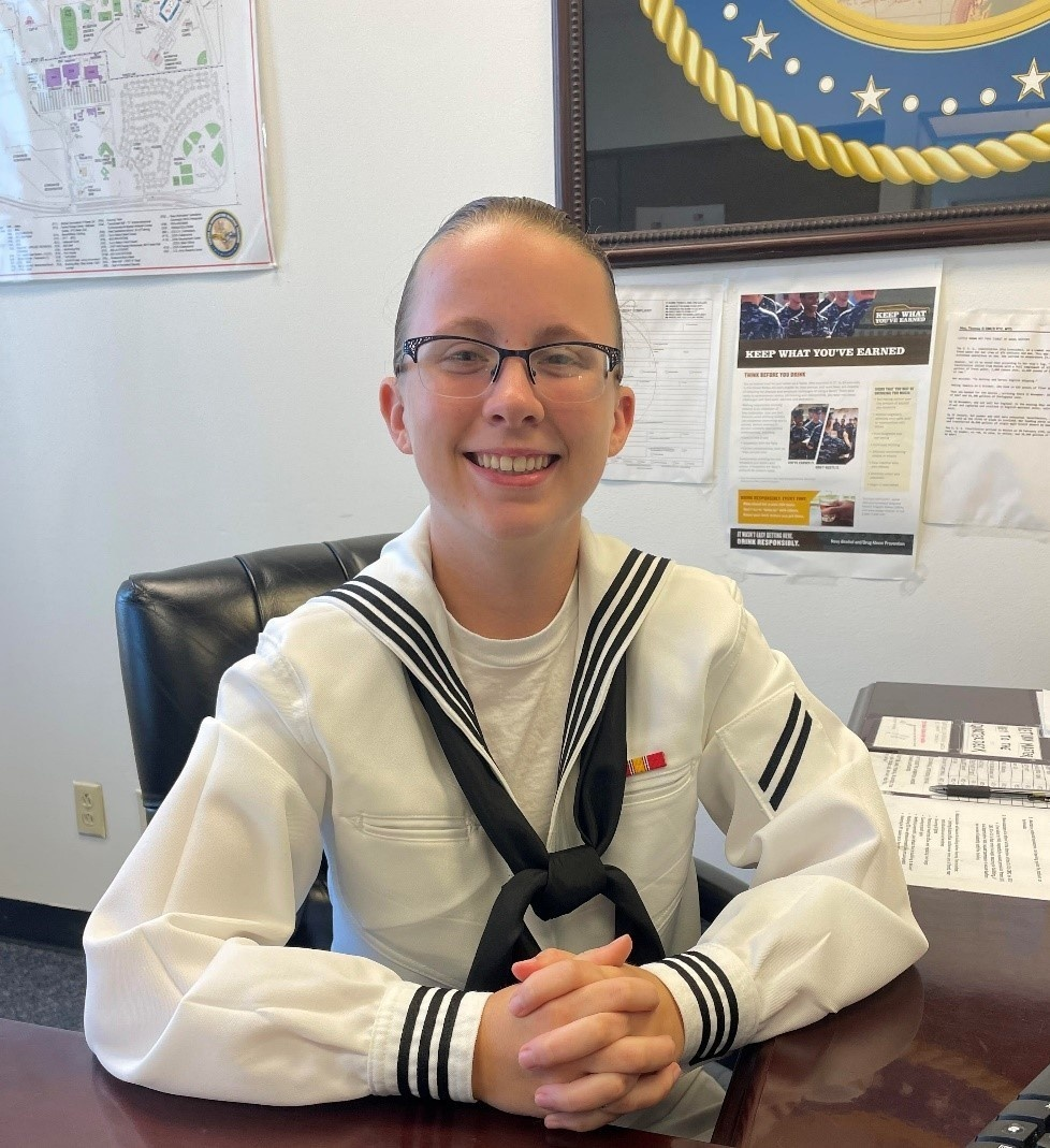 IWTC Corry Station Sailor Hones Technology Skills for National Security