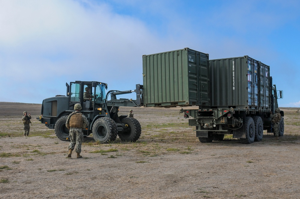 NMCB-3 Exercise TURNING POINT – ANB Construction