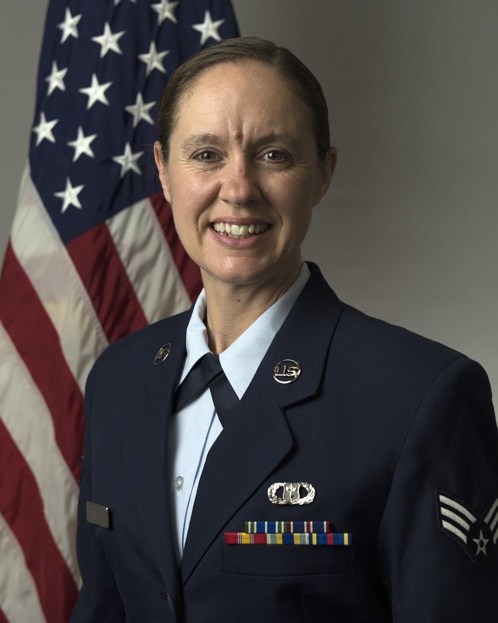 Senior Airman Ruth-Ann Bell