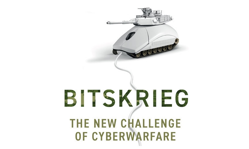NPS Cybersecurity Expert Explores 'Weapons of Mass Disruption' in New Book