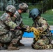 Combine Hoist Medical Evacuation Operations Training