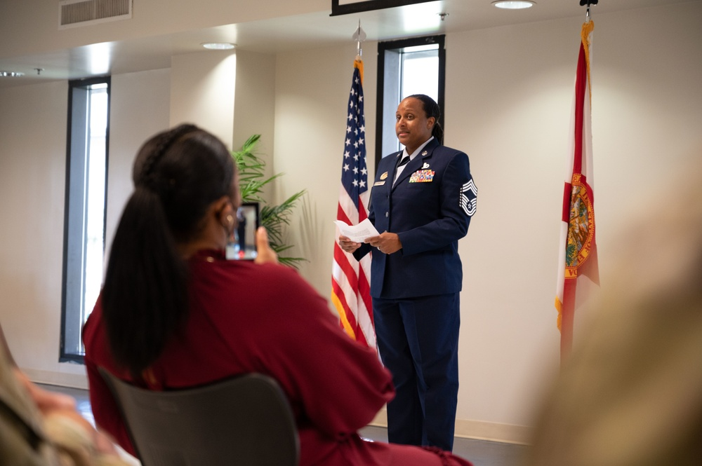 125th Fighter Wing celebrates new Chief