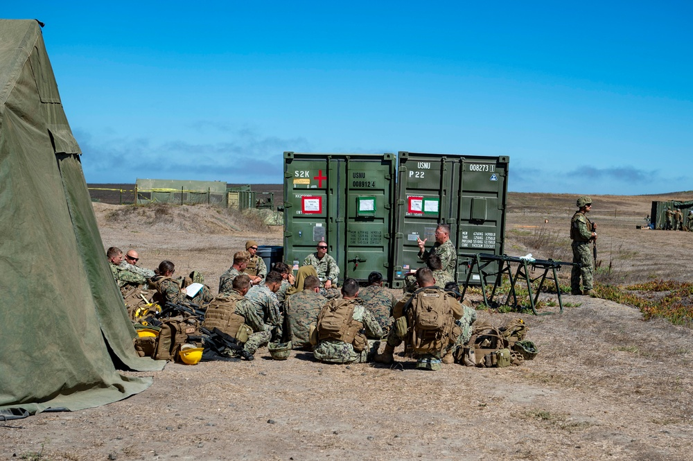 NMCB-3 Exercise TURNING POINT – ANB Construction Support Services
