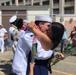 NEX Pearl Harbor Welcomes Home Sailors