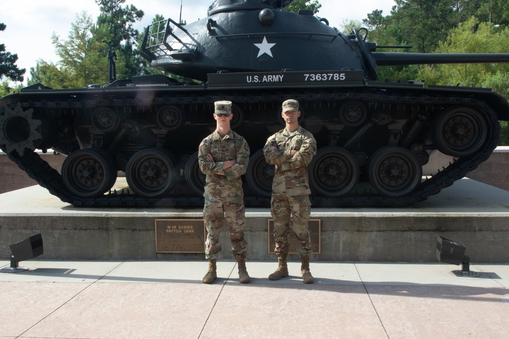 U.S. Army Central Best Warriors Motivated for FORSCOM Competition