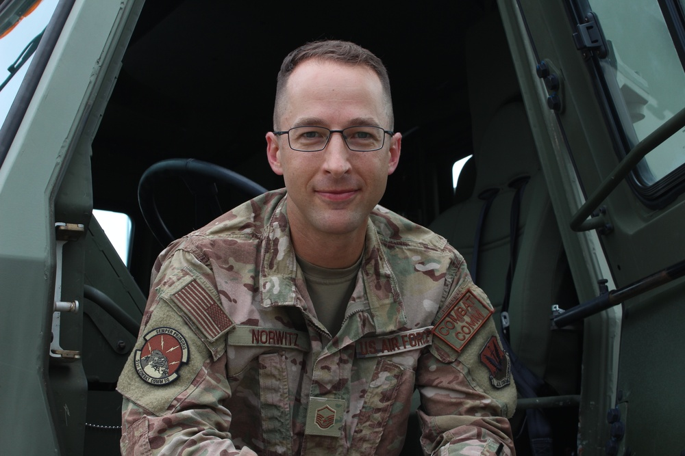Airman advocates for neurodiversity in the military