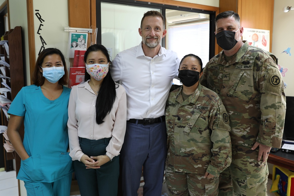 9th Mission Support Command Soldiers Deliver Medical Supplies to Timor-Leste