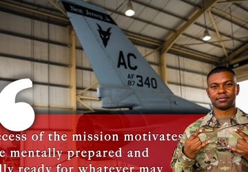 Stay Strong Airman Spotlight - Trae Lewis