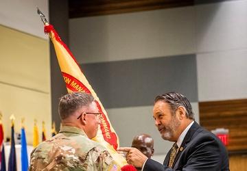 Fort Detrick Welcomes New Garrison Commander