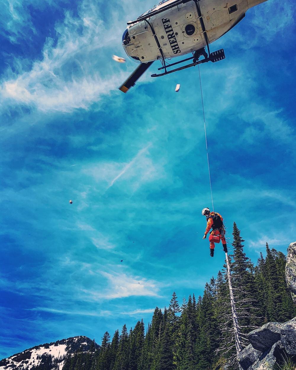 USU Alumni Save Hiker with Cardiac Emergency at 4000 Feet