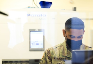 Vicenza Soldier discusses innovations during pandemic