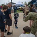 NTAG Philadelphia Sailors attend Salute the Troops Nigh