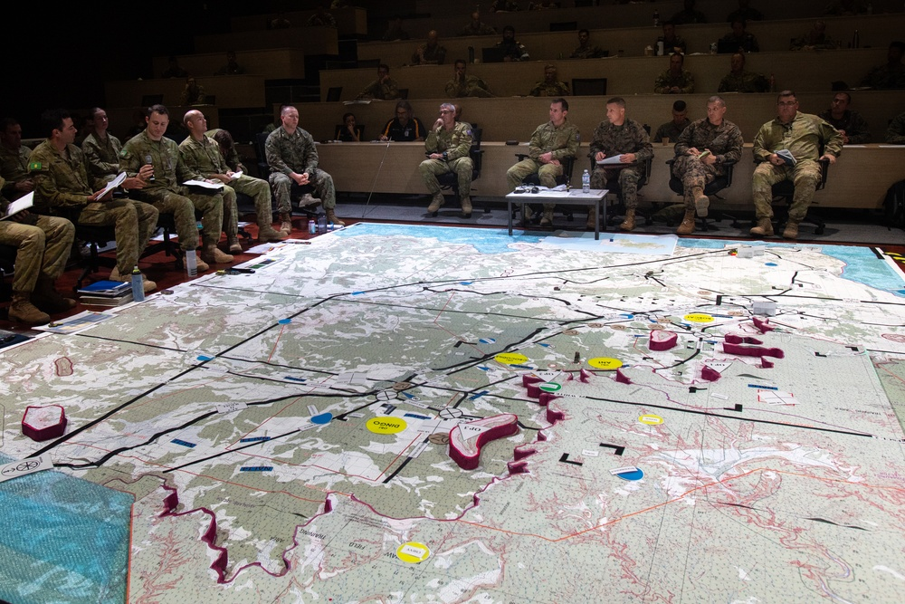 MRF-D and ADF conduct rehearsal of concept for Exercises Loobye and Koolendong