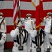 NAVSUP FLC Sigonella Change of Command Ceremony