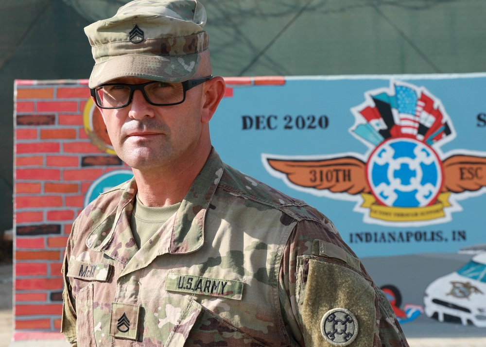 'Brickyard' NCO's reflect on Kuwait deployment under COVID-19 mitigations