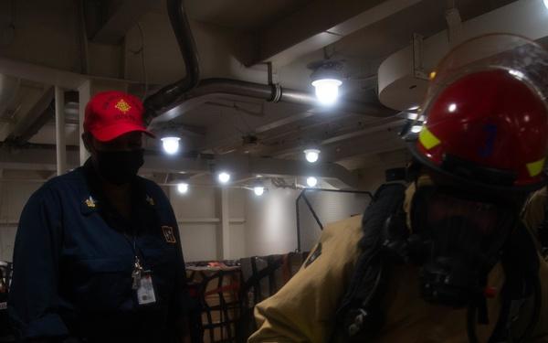 Full Ship Shock Trials