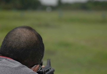 RS Cleveland educators take on the range