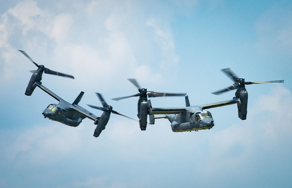 AFSOC Special Tactics Airmen demonstrate airpower