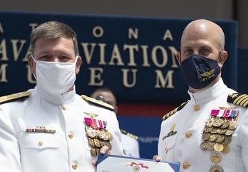 Navy's Undergraduate Naval Flight Officer Training Air Wing Changes Leadership