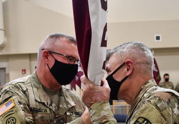Fuquay-Varina resident assumes command of Army Reserve medical unit