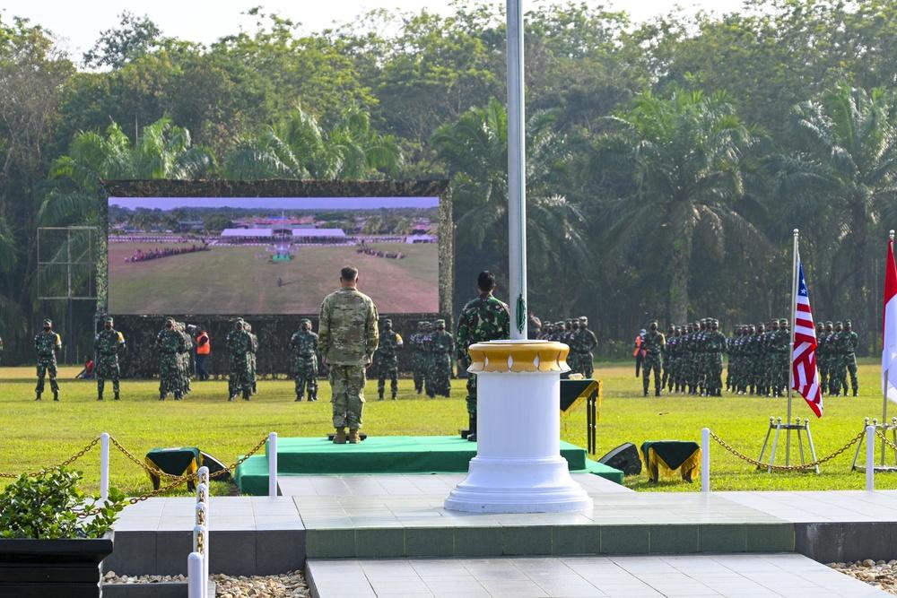 Garuda Shield 2021: Opening Ceremony