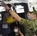 Camp Fuji Marines, Sailors volunteer at community English camp