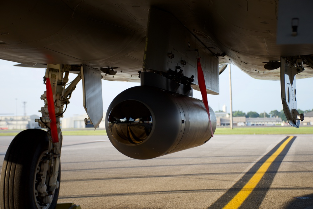 85 TES F-15C fires first IRST-cued AMRAAM