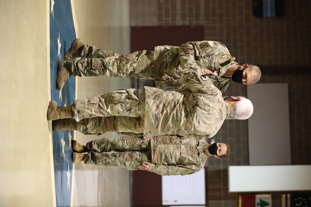 The Alaska National Guard welcomes new command chief warrant officer