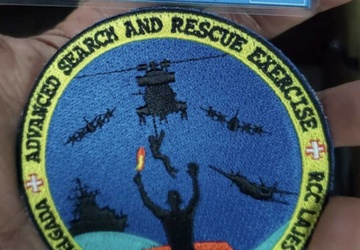 NY Air Guard rescue experts participate in exercise in the Azores