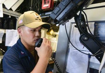 USS John P. Murtha (LPD 26) LCU Ops