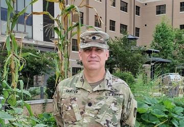 Fort Benning Soldier Recovery Unit Garden Brings Joy