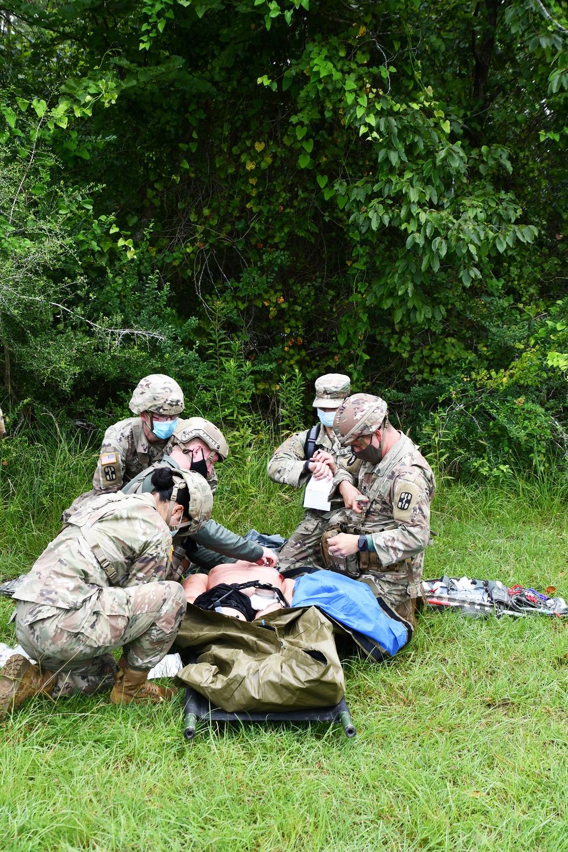 Medics take on new, vital DECM training