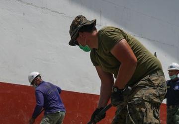 Cobra Gold 21: Royal Thai, US Armed Forces strengthen partnership through humanitarian civic action