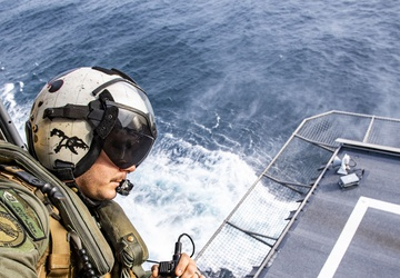USS Tulsa (LCS 16) Participates in 20th SEACAT Exercise