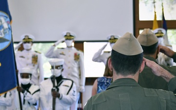 NOSC Ventura County Conducts Change of Command [Image 9 of 9]
