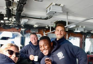 Faces of Snyder: The Navigation Team