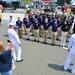 Future Sailors Enlist at NASCAR Race