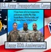 Transportation Corps Soldier Highlights (V Corps)