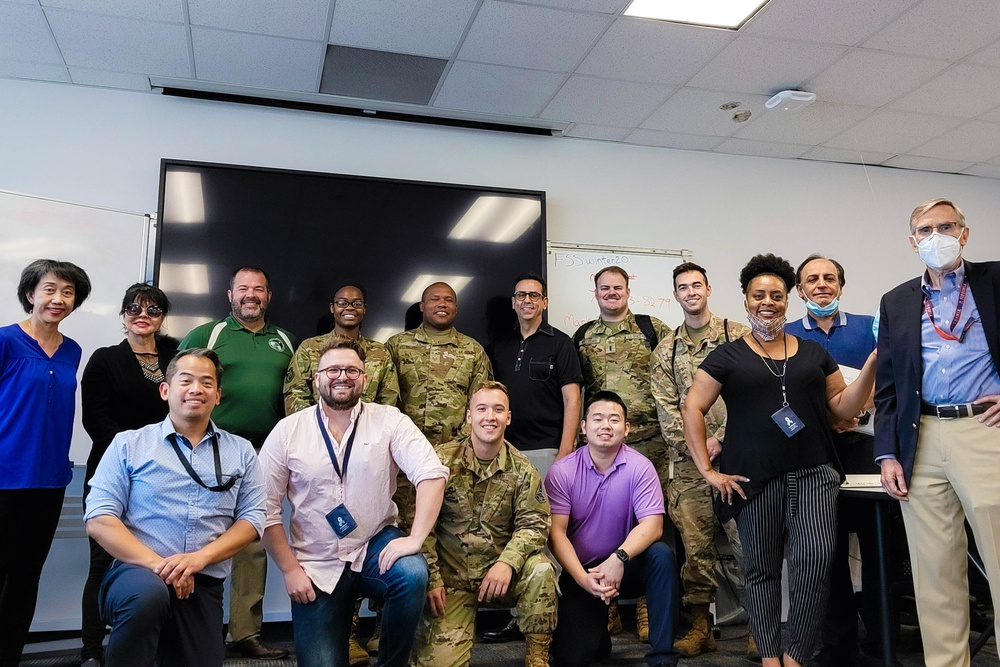 SMC hosts first in-person NSSI Space 100 training