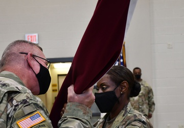 SEMARSG Conducts Change of Command