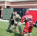 110th Security Forces Squadron conducts baton training