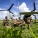 US Marines execute Fire Support Coordination Exercise