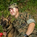 III MIG Military Dog Handlers say goodbye to their furry friends
