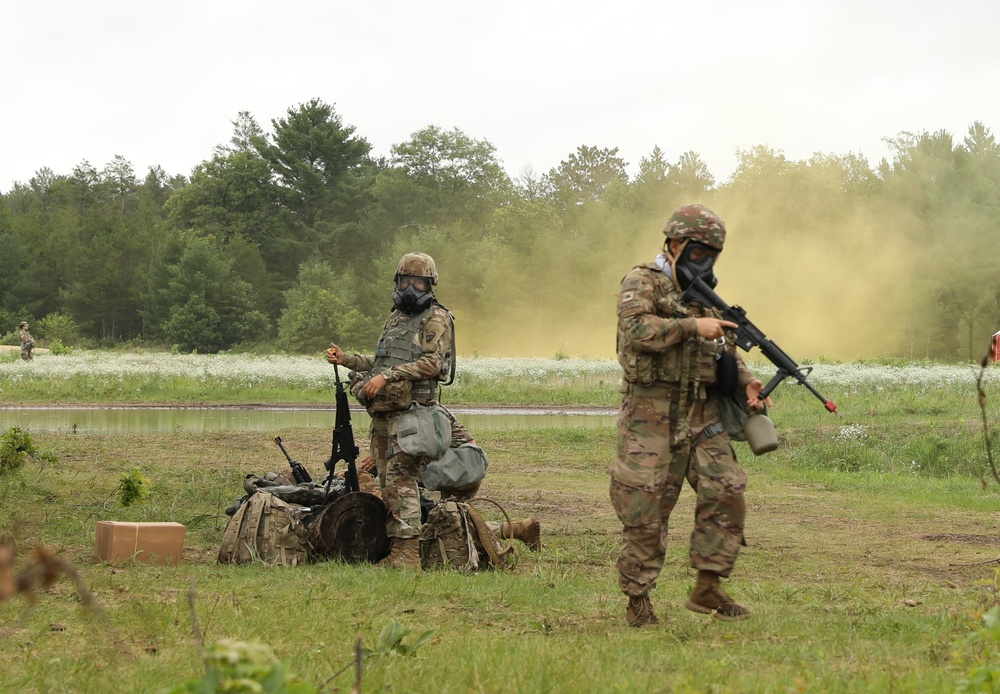 Big investment, big payoff for Soldiers training in Fort McCoy Warrior Exercise