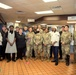 Chief Master Sgt. of the Air Force JoAnne S. Bass visits Offutt