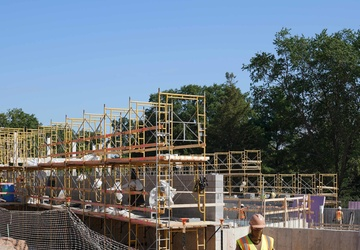 Seabee's Service Invaluable for Navy's Top Military Construction Project
