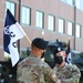 HSC V Corps holds Change of Responsibility Ceremony