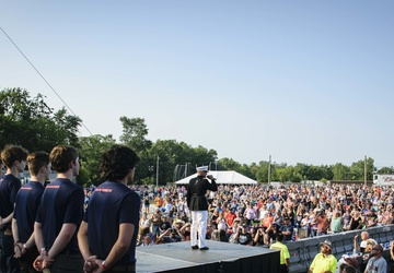 RS Cleveland OPSO swears in Ohio poolees